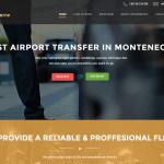 Airport in Montenegro